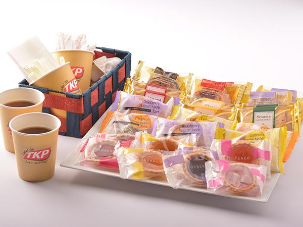 洋菓子セット(12人分)コーヒー付き
