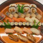 にぎり寿司+巻き寿司