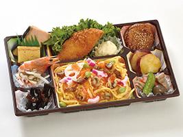 TKP仁多屋 ちらし寿司幕の内弁当