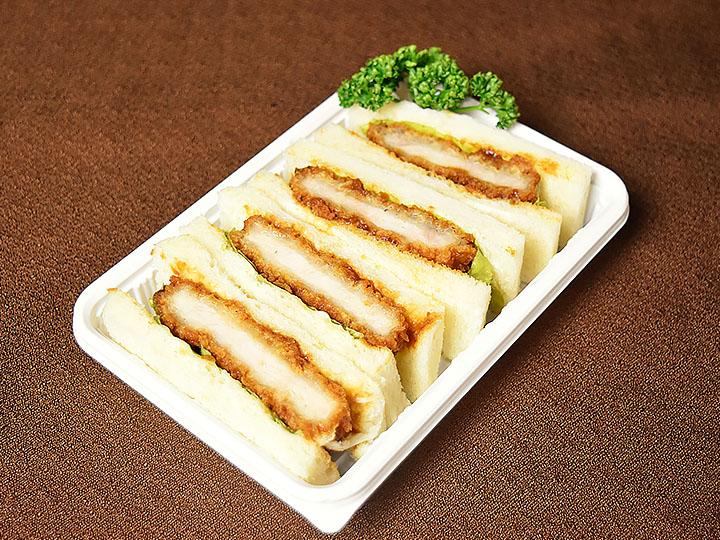 名古屋名物 味噌カツサンド