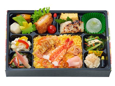 TKP特製弁当 ちらし寿司弁当(お茶付)
