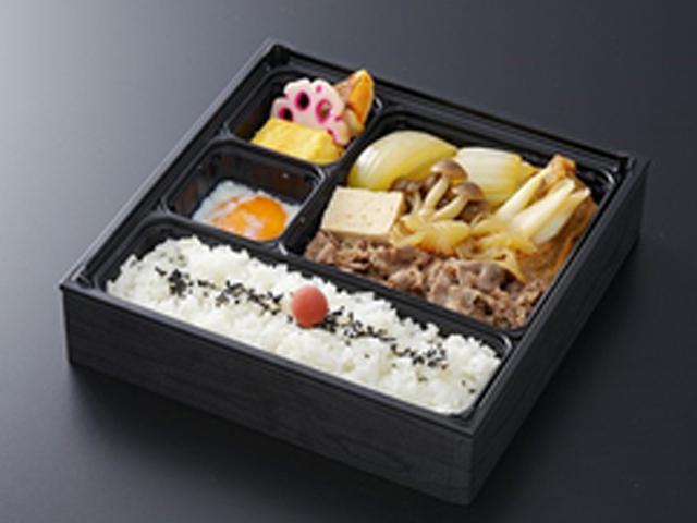 TKP金沢弁当(こだわり)すき焼き弁当