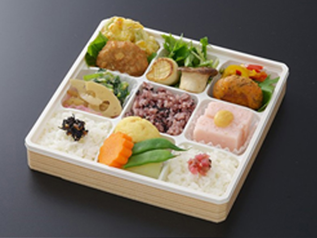 TKP金沢弁当(こだわり)ベジランチパック弁当