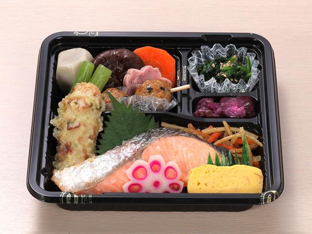 TKP金沢弁当(にぎわい)TKP鮭弁当