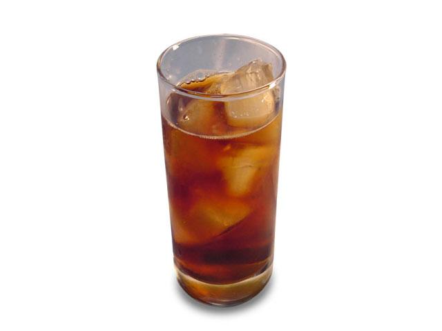 ウーロン茶/オレンジジュース