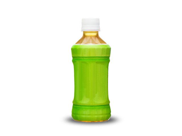 お茶(ペットボトル345ml)